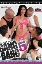Transsexual Gang Bang 5 (23 March 2017)