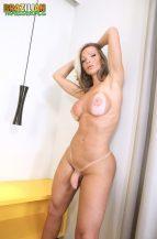 TS PornStar Carla Novaes New Solo (28 August 2018)
