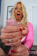Joy Lynn Hart Mature Amateur Trans Sucks Dick And Loves It (18 March 2019)