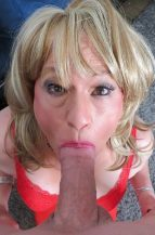 Rita Stevens Horny Crossdresser Adores A Big Dick (23 April 2019)