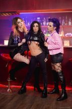 Casey Kisses, TS Foxxy & Joanna Angel Last Call (1 May 2019)