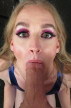 Chloe Clair Blonde Hottie Sucks Some Serious Cock (21 September 2020)