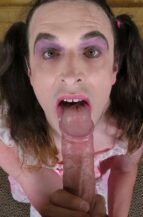 Sophie Solay Sissy Maid Submits To Your Cock (14 June 2021)