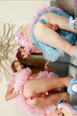 Sissy To-Do List - Sasha de Sade & Natalie Mars (2 January 2018)